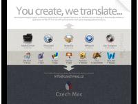 Spuštění Czechmac.cz a Czech-Mac.com