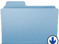 Systémové ikony poprvé – složky