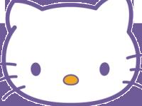 Hello Kitty ikony pro váš Mac