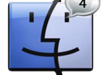 Základy Mac OS X – Úvod do panelu nástrojů Finderu