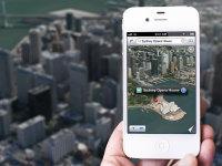 Apple Mapy používá třikrát více uživatelů než konkurenční mapy od Googlu