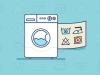 Laundry Day: Užitečná aplikace na rozpoznávání pracích symbolů
