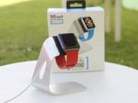 Recenze stojánku Trust Charging Stand a držáku do automobilu pro Apple Watch