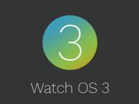 Apple představil watchOS 3 a zároveň nejlepší operační systém pro chytré hodinky