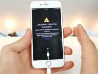 iOS 10 vás nově upozorní, pokud se dostane voda do vašeho zařízení