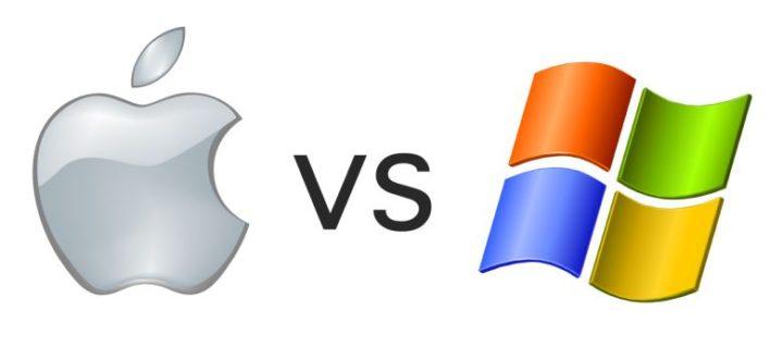 iOS a macOS předstihnou v letošním roce prodeje počítačů s Windows