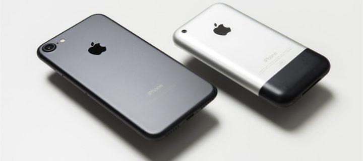 iPhone slaví desáté narozeniny. Podívejte se, na přehled všech modelů, které si podmanily svět
