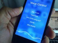 Jak na iPhonu vypnout Voice Control