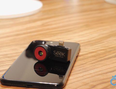 Recenze Seek Thermal CompactPRO: proměňte svůj iPhone na výkonnou termovizi