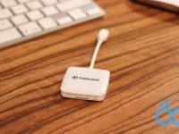 Recenze Transcend RDA2W: čtečka paměťových karet pro iPhone a iPad