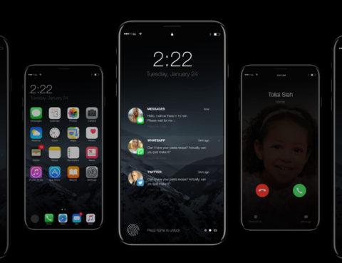 Konec jedné kapitoly? iPhone 8 má přijít o ikonické tlačítko se čtečkou otisků