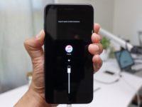 Jak iPhone 7 a iPhone 7 Plus dostat do DFU módu