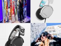 SteelSeries odhaluje novou sérii čelenek pro headsety Arctis