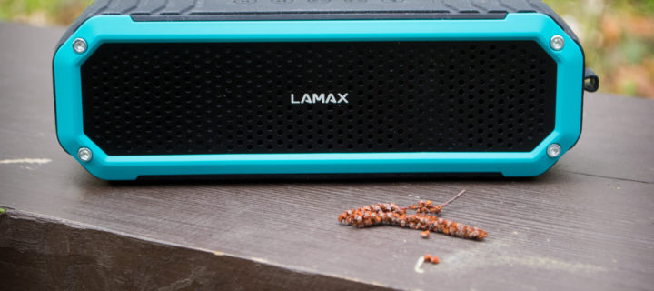Recenze Lamax Beat Sentinel SE-1: levný neznamená špatný