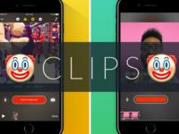 Clips: vytváření vtipných videí nebylo nikdy snazší (video)