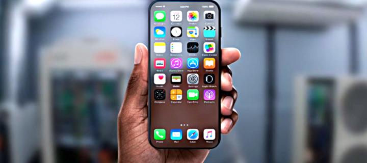 Uniklé nákresy ukazují možnou podobu iPhonu 8. Touch ID se opravdu schová pod displej