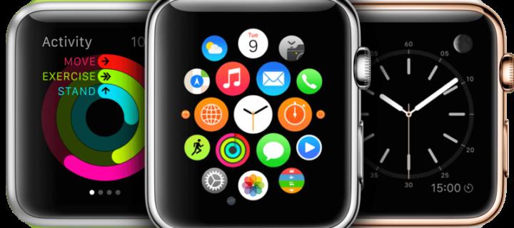 Apple Watch jako spása pro diabetiky. V plánu je také náramek s foťákem nebo externí baterií