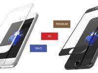 Prémiová ochranná 3D tvrzená skla pro Váš iPhone se slevou pro čtenáře Českého Macu