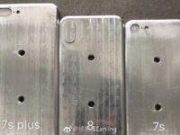Nové fotografie dokazují, že Apple letos představí tři nové iPhony