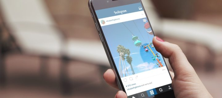 Jak do Stories na Instagramu přidat písničku jako hudební podkres