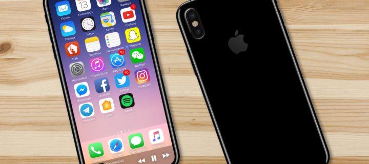Výroba iPhonu 8 už začala. Minimálně zpočátku ale půjde o nedostatkové zboží