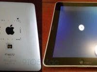 Podívejte se, jak vypadal prototyp prvního iPadu z roku 2010