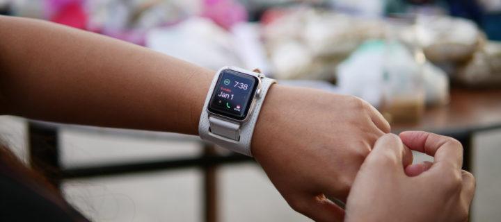 Tim Cook testuje Apple Watch s neinvazivním měřičem glukózy v krvi
