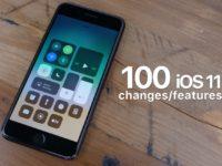 Chcete znát všechny novinky v iOS 11? Toto video vám ukáže 100+ vylepšení a změn