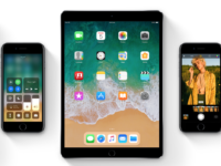 Seznam zařízení podporujících iOS 11 je impozantní