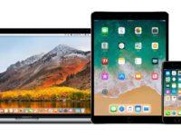 Vyšla první veřejná beta iOS 11, macOS High Sierra a tvOS 11