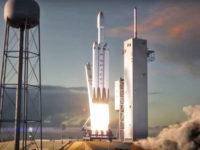 Elon Musk oznámil termín startu nejsilnější rakety, která dostane člověka na Mars