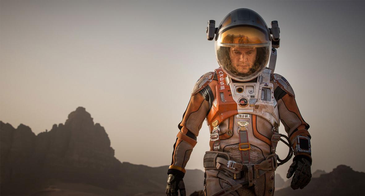 Bez futuristických skafandrů nové generace to na Marsu nepůjde