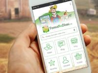 Aplikace Farma na dlani: chutné potraviny spuncem kvality
