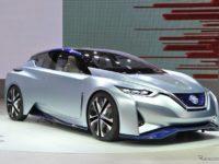 Takto bude vypadat zabiják Tesly v podání japonského Nissanu
