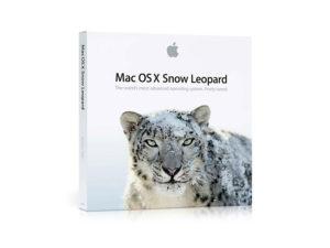 Čeština pro Mac OS X 10.6.8 Snow Leopard
