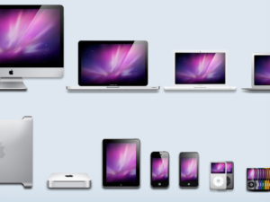 20 setů ikon pro váš Mac