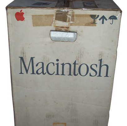 Balení Macintosh
