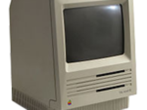 1987 – Macintosh SE