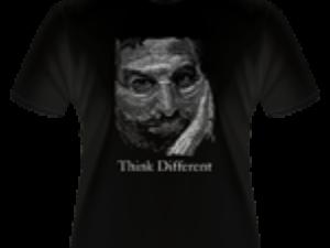 Soutěž o tričko Steve Jobs