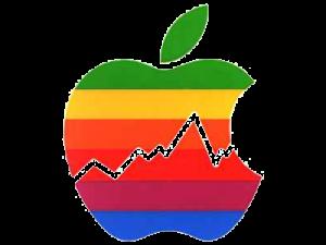Apple – s tržní hodnotou 507,91 miliard dolarů