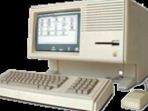 1984 – Apple Lisa 2/Macintosh XL