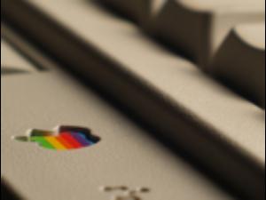 1990 – Apple Keyboard II / Apple Extended Keyboard II