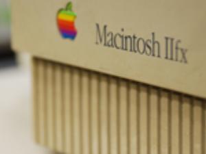 1990 – Macintosh IIfx