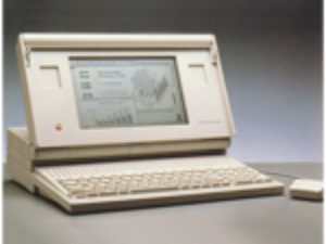 1989 – Macintosh Portable
