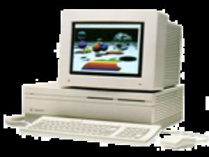 1988 – Macintosh IIx