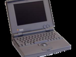 1991 – Macintosh PowerBook 100