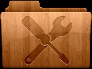 Dřevěné ikony pro váš Mac podruhé