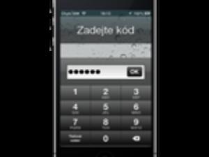 iOS: Jak vytvořit kódový zámek s více než čtyřmi čísly