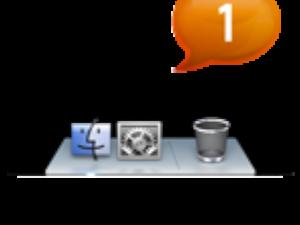 Mac OS X – Plocha