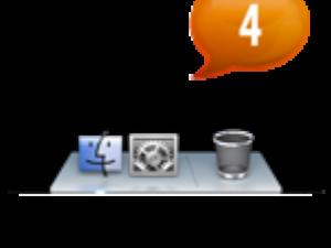 Mac OS X – ikony v Docku